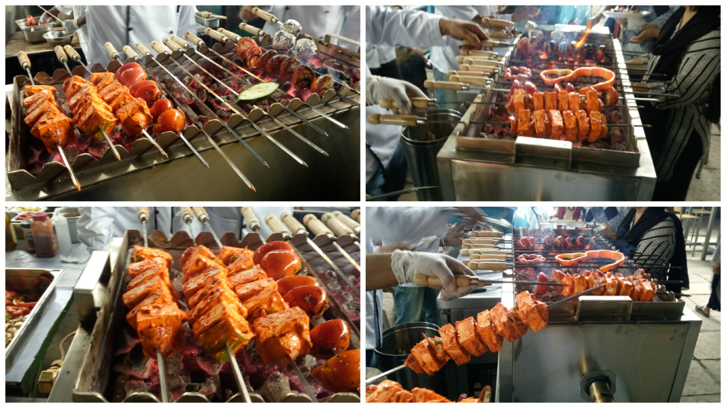 Interaction and Barbeque Lunch with Renae Smith | Food Prowl | Food Blog Pune | Foodies | Blogs | Bloggers | Blogging | Restaurants