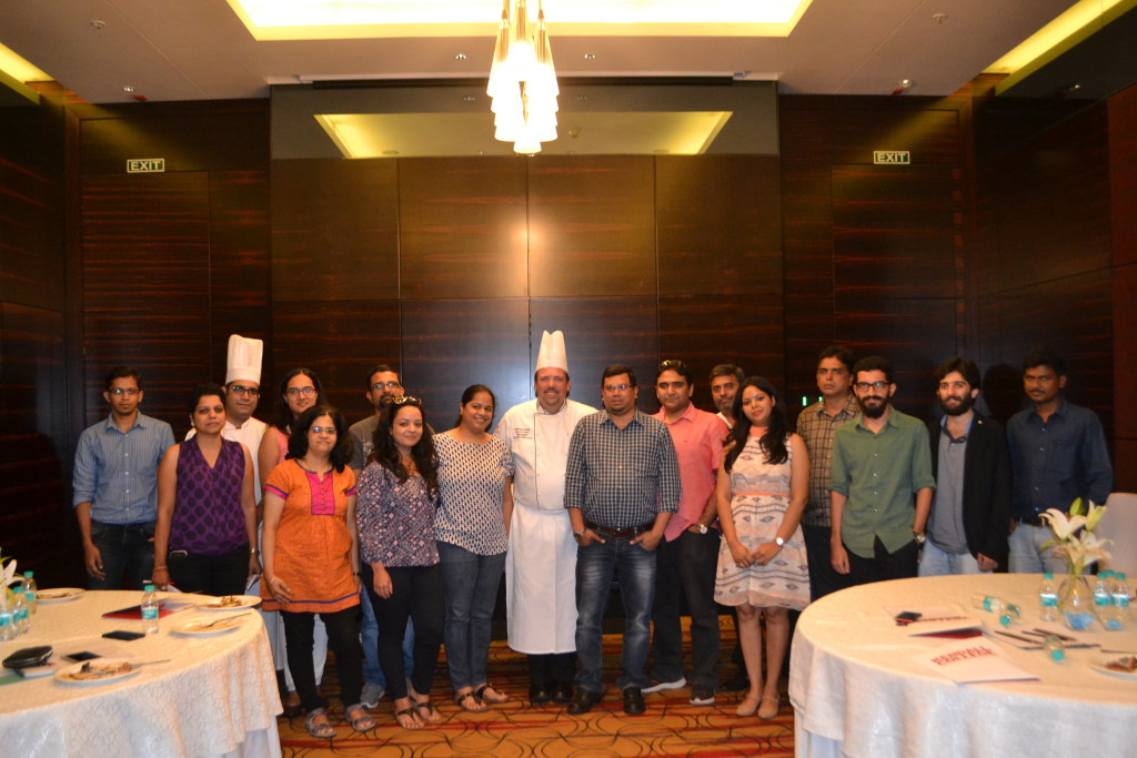 Masterclass - Chef Christopher Koetke | Food Prowl | Blog in Pune | Foodies | Blogs | Blogging | Bloggers | Food Tasting | Restaurants