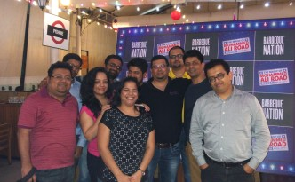 Barbeque Nation | Food Prowl | Pune Food Blog