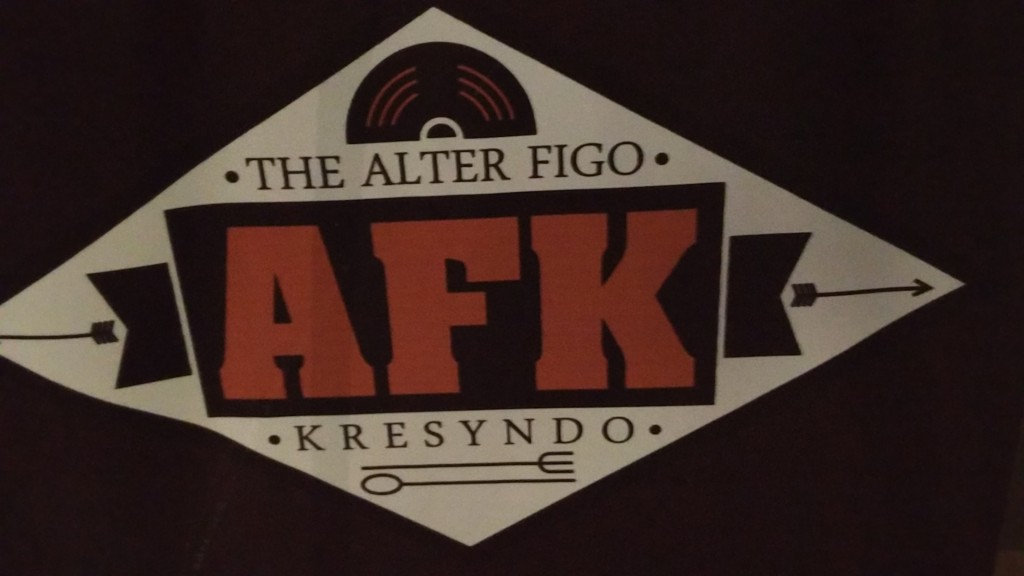 The Alter Figo Kresyndo | AFK | Food Prowl | Restaurant | Pune | Bloggers | Blogs