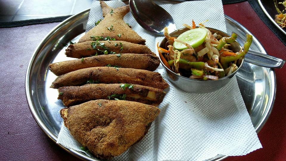 Pomphret Rawa Fry | FoodProwl | Pune Food Blog | Restaurant Reviews