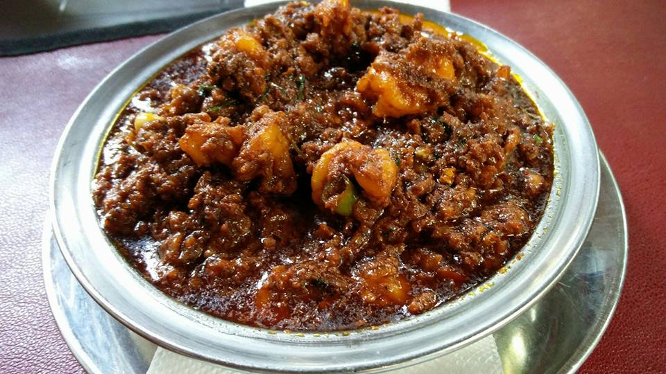 Kheema & Prawns Fry | Food Prowl | Pune Food Blogs | Restaurant Reviews