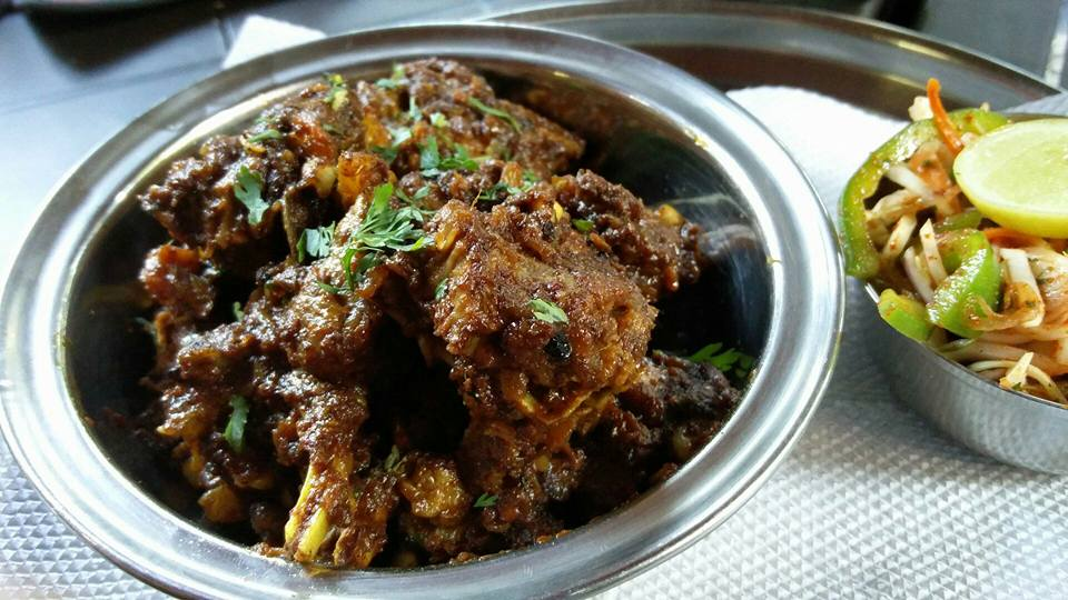 Kala Mutton Sukkha | Food Prowl | Pune Food Blog | Restaurant Reviews