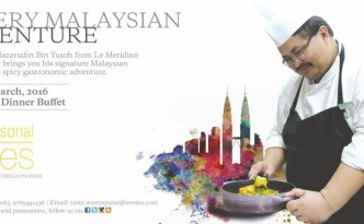Malaysian Food Festival