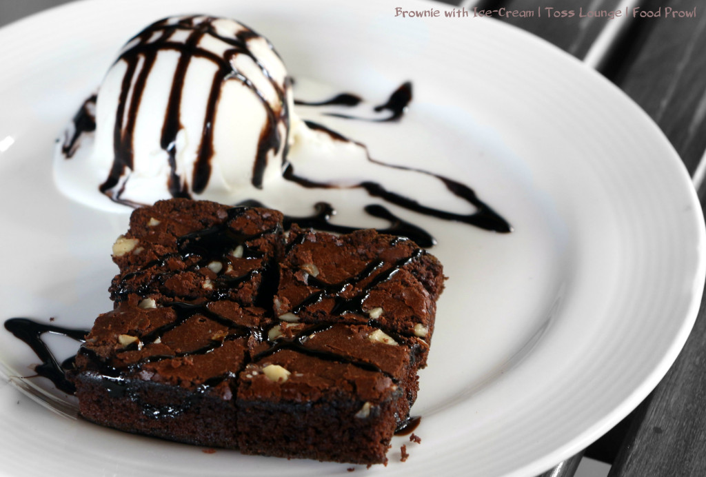 Brownie - TOSS Lounge
