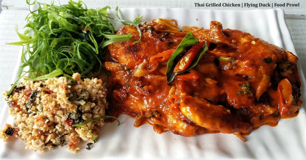 Thai Grilled