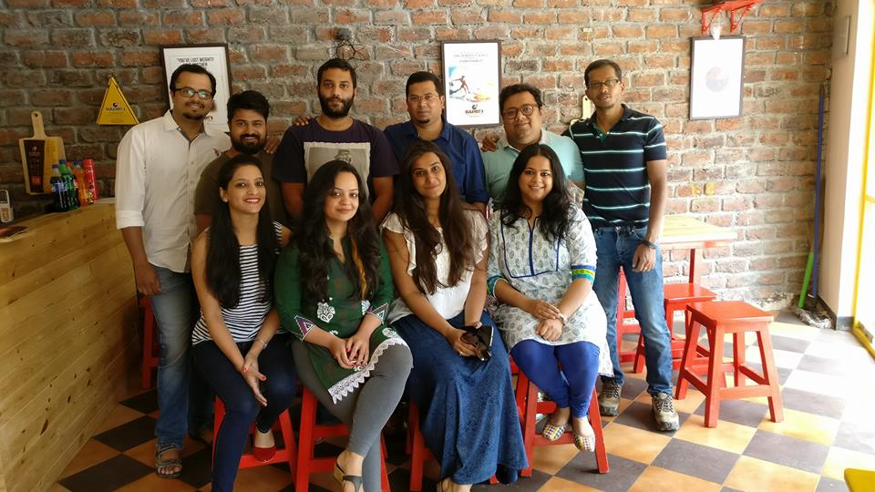 Food Prowl Team with Vidur Mehmi, Partner, Bubsterr's