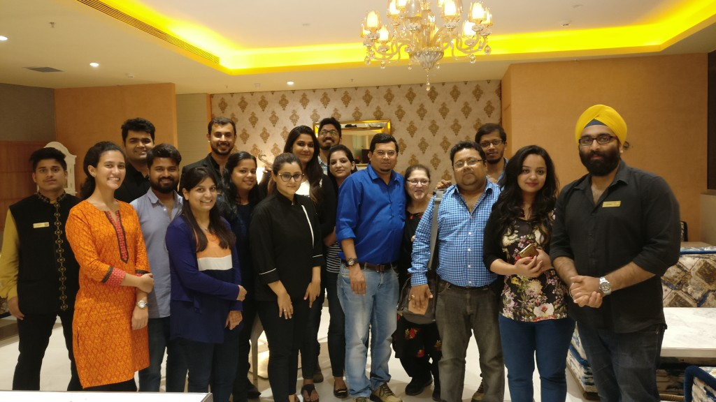 Food Prowl Team with Joravar Sachdev & Priyanka Sachdev, Owners, Zora