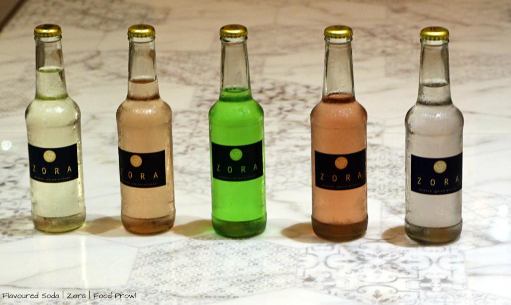 Soda at Zora