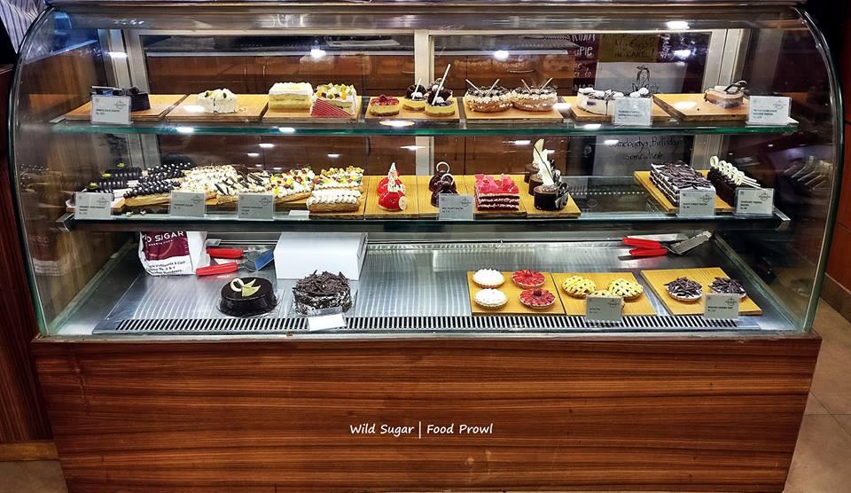 Wild Sugar Desserts Counter