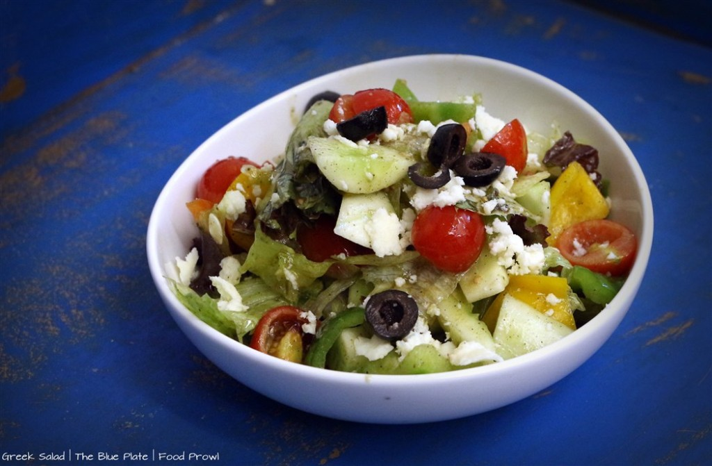 04 Greek Salad