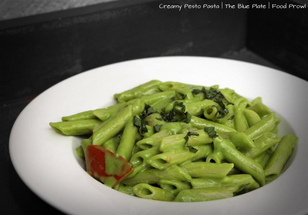 15 Pesto Pasta