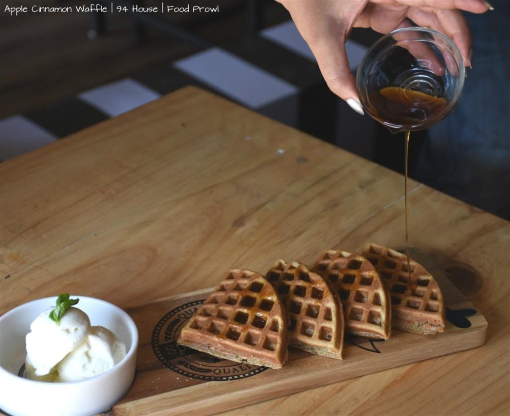 15 waffle