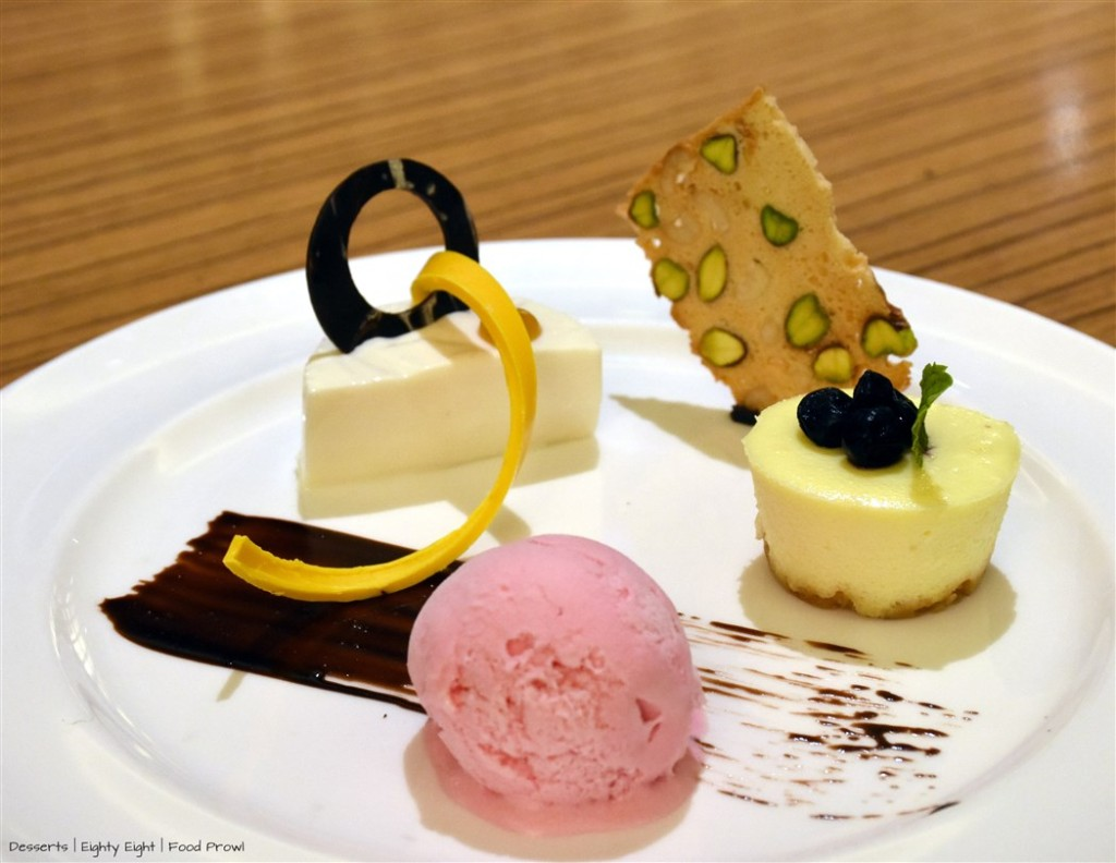 25 Dessert