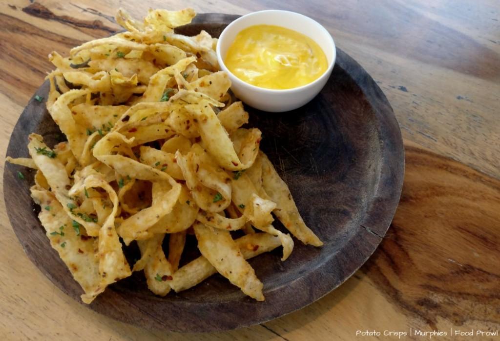 03 Potato Crisps