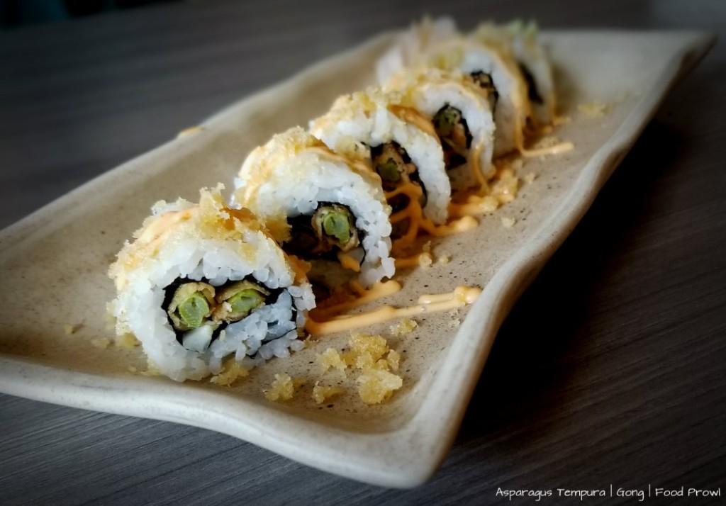 03. Aspaaragus tempura