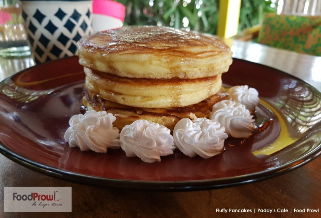 24-Fluffy Pancakes