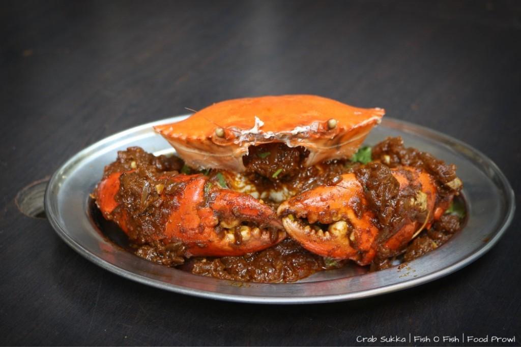 17. Crab