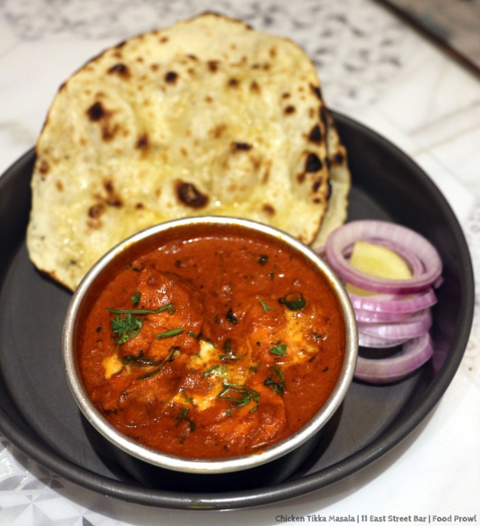 21. Chicken Tikka Masala