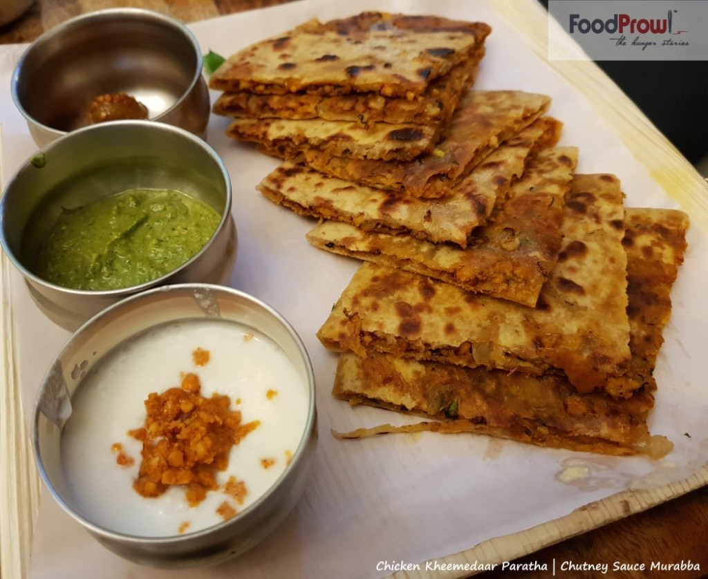 18 - Chicken Kheemedaar Paratha