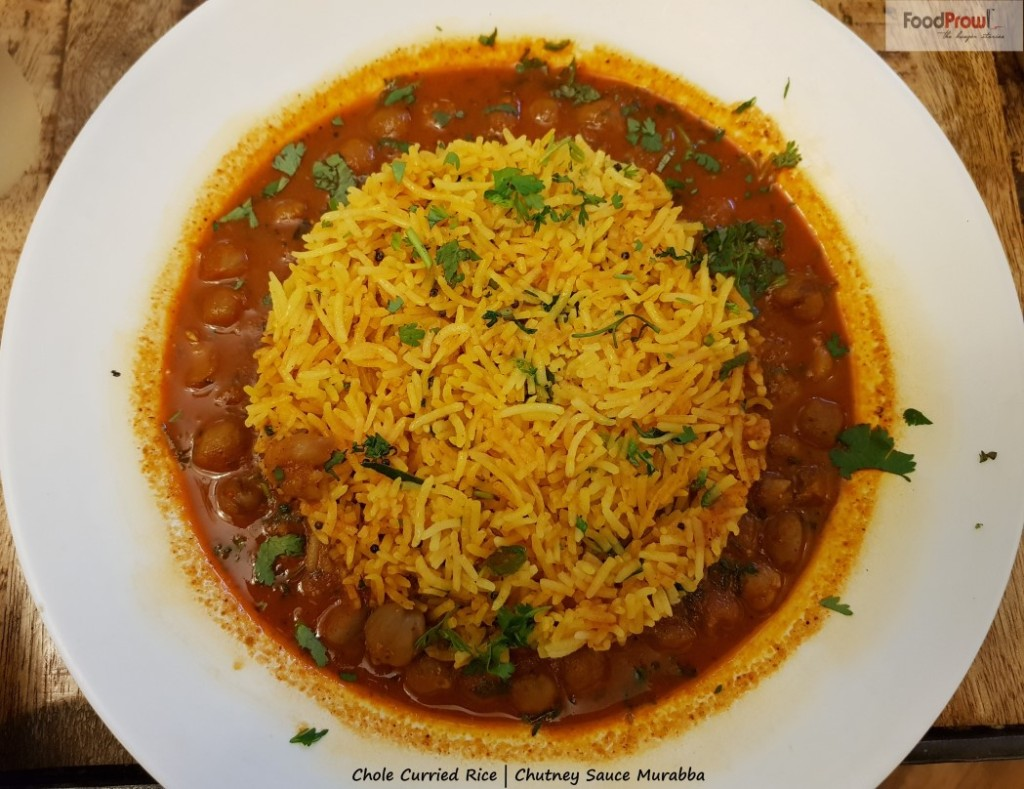 20 - Chole Curried Rice