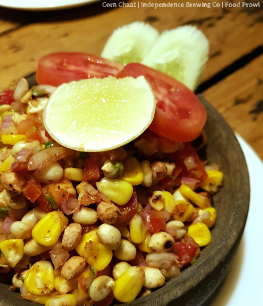01. Corn Chaat