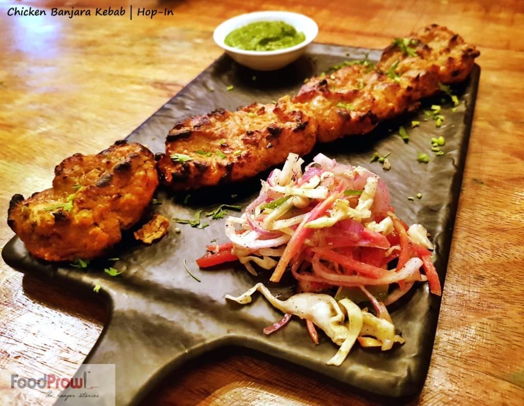 7-Chicken Banjara Kebab