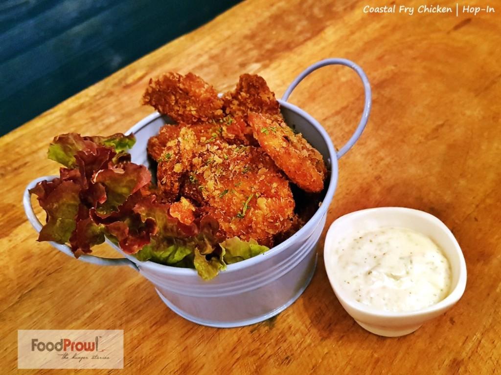 8-Coastal Fry Chicken