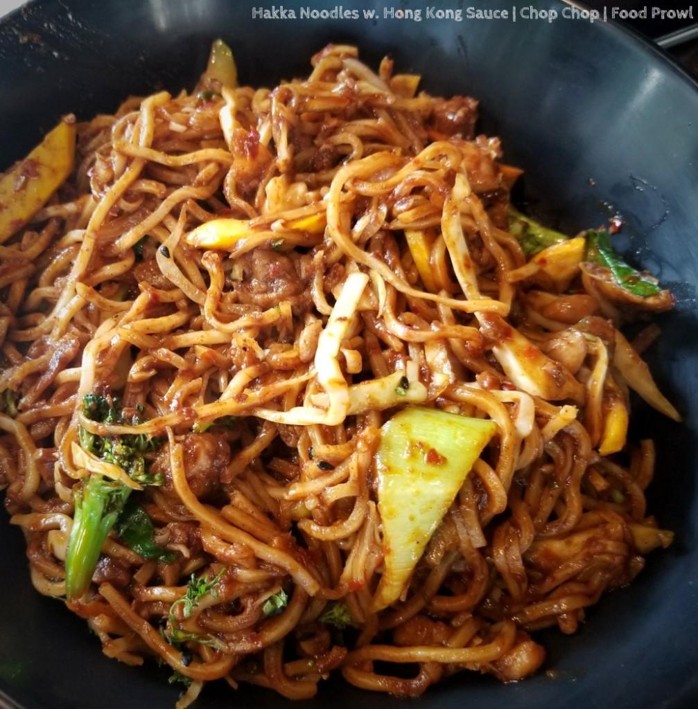 15. Hakka Noodles-Hong Kong