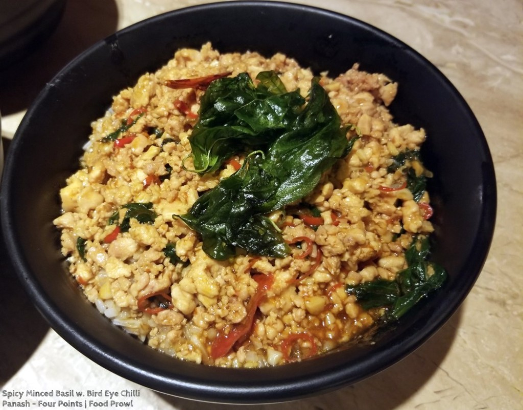 05. Spicy Minced Basil