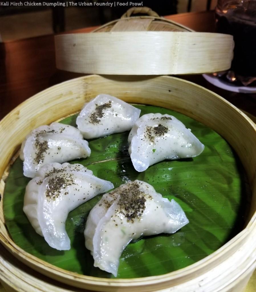 24 Kali mirch dumpling