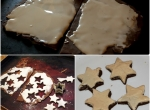 1. Chocolate Cinnamon Star cookies