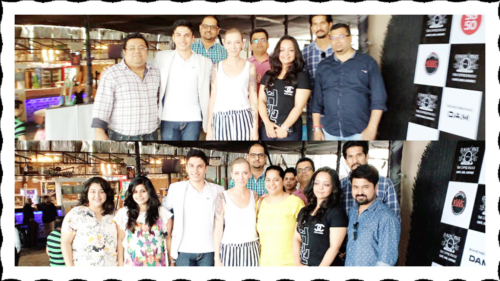 Interaction and Barbeque Lunch with Renae Smith | Food Prowl | Food Blog Pune | Foodies | Blogs | Bloggers | Restaurants