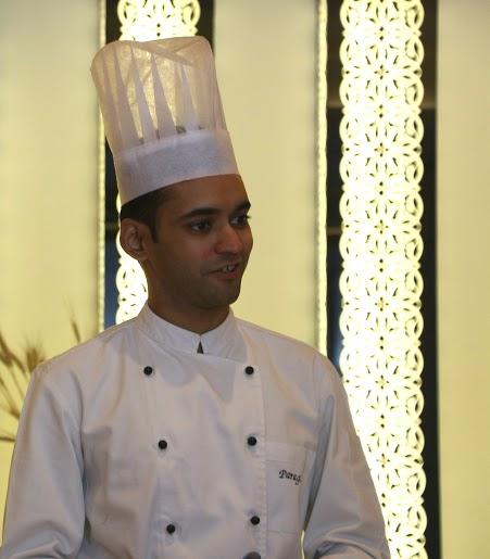 Chef Parag Kandarkar