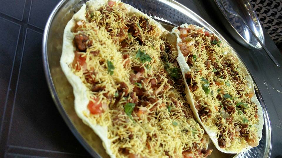 Chicken Masala Papad & Kheema Papad | Food Prowl |Pune Food Blog | Restaurants Reviews