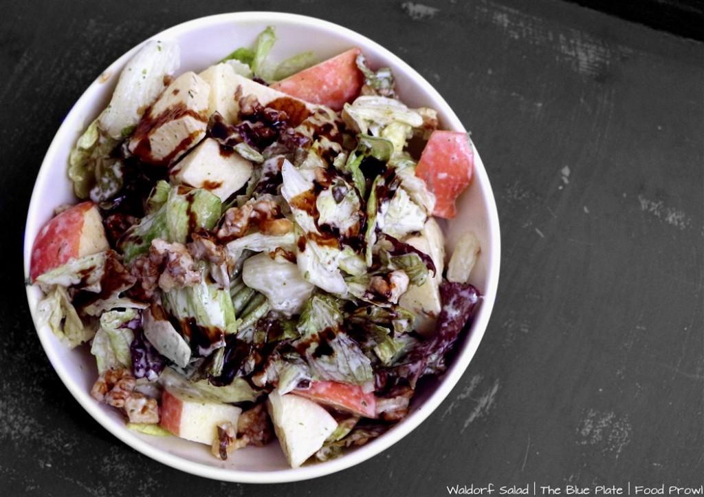 02 Waldorf Salad