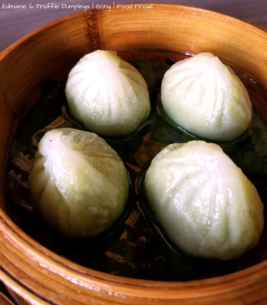 07. Edmame Dumplings