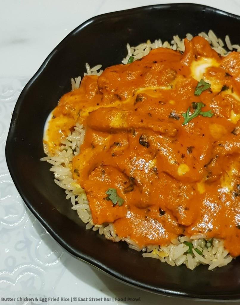 23. Butter Chicken Rice