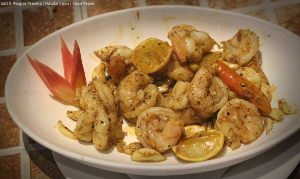 09. Salt Pepper Prawns