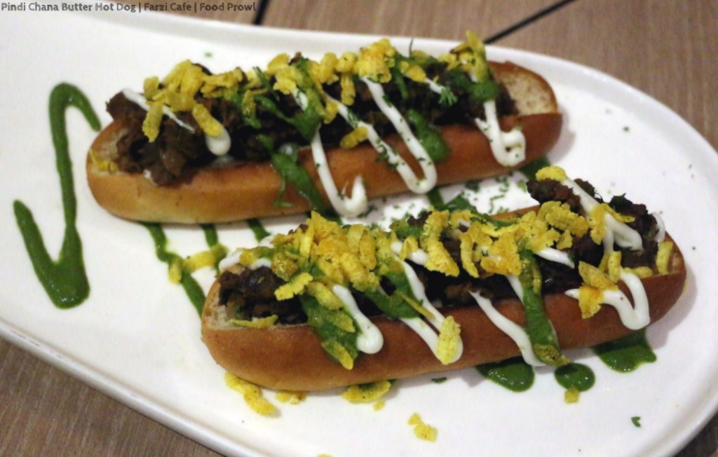 14. Chana Hotdog
