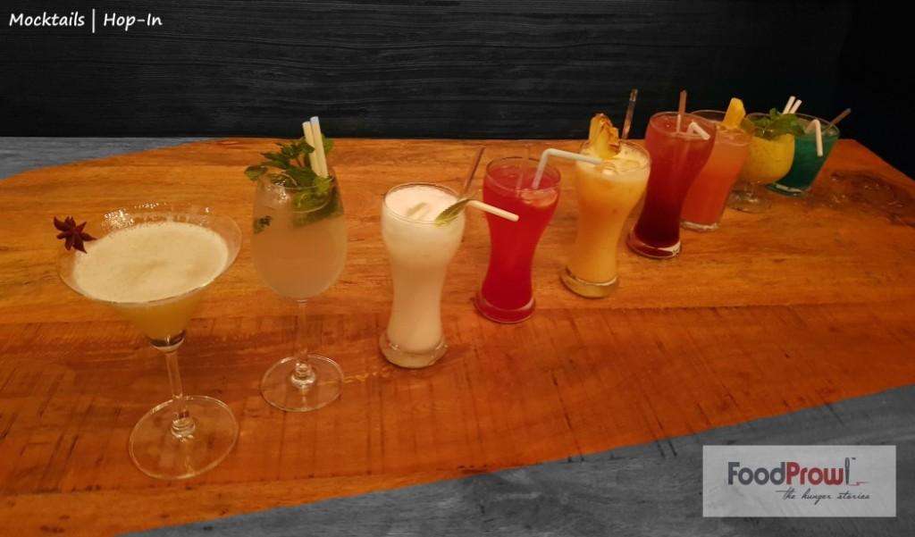 1-Mocktails