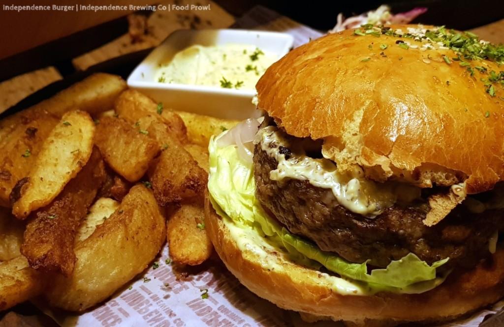 18. Burger