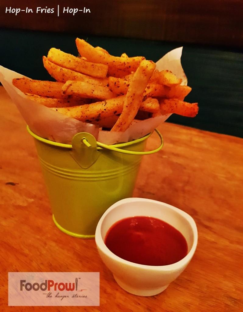 2-Hop-In Fries