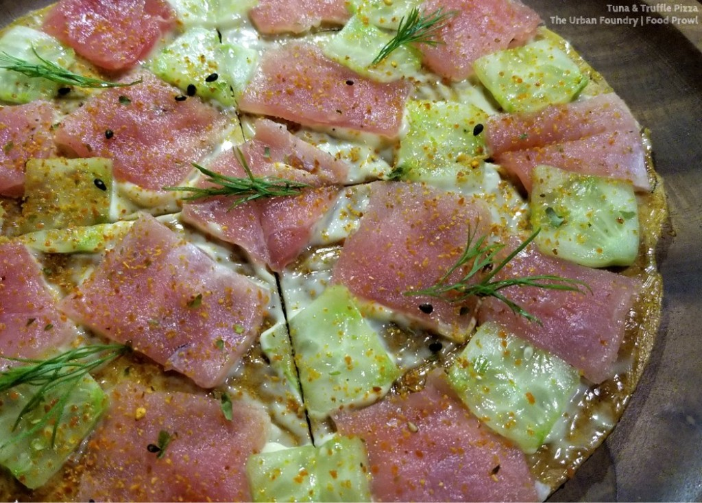 30 Tuna Pizza