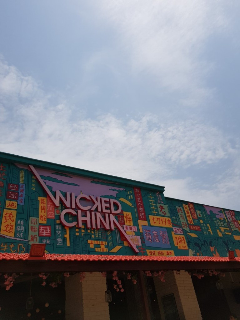Wicked China