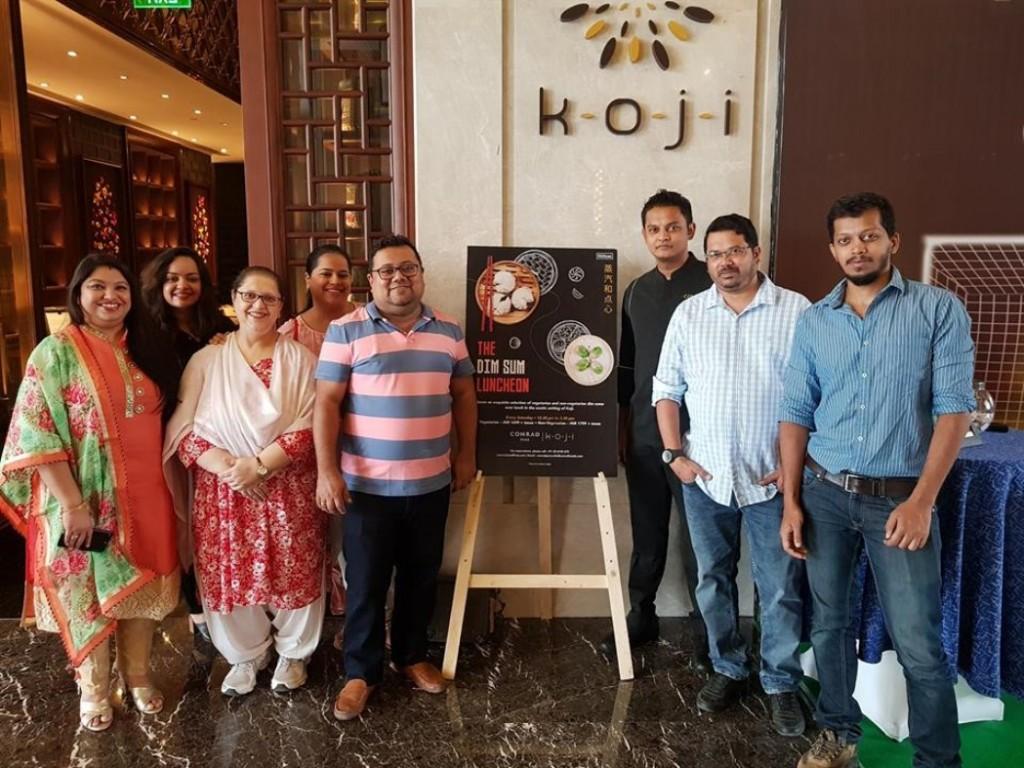 Food Prowl Team with Executive Chef - Pavan Kumar Chennam